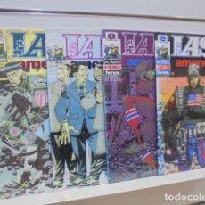Cómics: THE LAST AMERICAN COMPLETA 4 NUMEROS EPIC PRESENTS Nº 9-10-11 Y 12 - FORUM - OFERTA. Lote 169032168