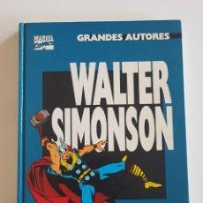 Cómics: MARVEL COMICS - GRANDES AUTORES WALTER SIMONSON FORUM TOMO TAPA DURA. Lote 169120572