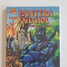 Cómics: MARVEL COMICS - PANTERA NEGRA LIBRO 2 LA PRESA DE LA PANTERA DON MCGREGOR Y DWAYNE TURNER FORUM. Lote 169121572
