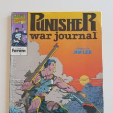 Cómics: MARVEL COMICS - PUNISHER WAR JOURNAL Nº 4 1992 FORUM CASTIGADOR. Lote 169127856