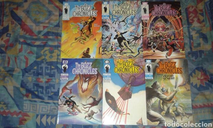 THE BOZZ CHRONICLES: COMPLETA EN 6 NUMEROS: EPIC: FORUM (Tebeos y Comics - Forum - Otros Forum)