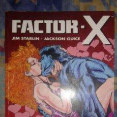 Cómics: FACTOR X: PRISIONERO DEL AMOR: FORUM. Lote 169134624
