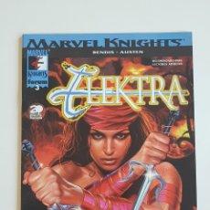 Cómics: MARVEL COMICS - MARVEL KNIGHTS ELEKTRA Nº 3 BRIAN MICHAEL BENDIS Y CHUCK AUSTEN FORUM 2002. Lote 169138128