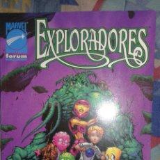 Cómics: EXPLORADORES: FORUM. Lote 169139000