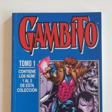 Cómics: MARVEL COMICS - GAMBITO VOL. 2 RETAPADO Nº 1 AL 5 FABIAN NICIEZA STEVE SKROCE 1999 FORUM. Lote 169139456