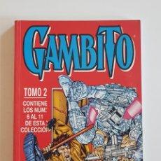 Cómics: MARVEL COMICS - GAMBITO VOL. 2 RETAPADO Nº 6 AL 11 FABIAN NICIEZA STEVE SKROCE 1999 FORUM. Lote 169139472