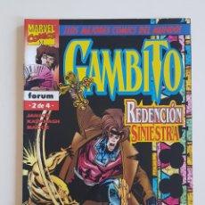 Cómics - MARVEL COMICS - GAMBITO REDENCIÓN SINIESTRA Nº 2 FORUM 1998 - 169139652