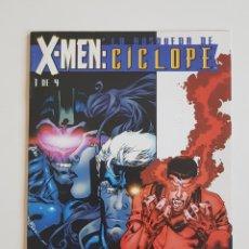 Cómics: MARVEL COMICS - X-MEN LA BÚSQUEDA DE CÍCLOPE Nº 1 FORUM 2001. Lote 169139988