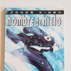 Cómics: MARVEL COMICS - ÍCONOS X-MEN - HOMBRE DE HIELO FORUM 2003. Lote 169140056