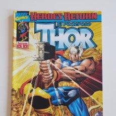 Cómics: MARVEL COMICS - EL PODEROSO THOR VOL. 4 Nº 1 HEROES RETURN FORUM 1999. Lote 169140456