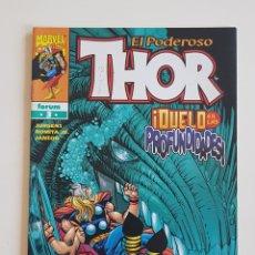 Cómics: MARVEL COMICS - EL PODEROSO THOR VOL. 4 Nº 3 FORUM 1999. Lote 169140516