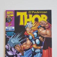Cómics: MARVEL COMICS - EL PODEROSO THOR VOL. 4 Nº 5 FORUM 1999. Lote 169140524