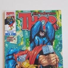 Cómics: MARVEL COMICS - EL PODEROSO THOR VOL. 4 Nº 9 FORUM 1999. Lote 169140556