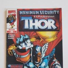 Cómics: MARVEL COMICS - EL PODEROSO THOR VOL. 4 Nº 30 FORUM 2001. Lote 169140676