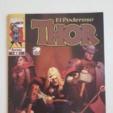 Cómics: MARVEL COMICS - EL PODEROSO THOR VOL. 4 Nº 45 FORUM 2002. Lote 169140716