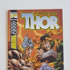 Cómics: MARVEL COMICS - EL PODEROSO THOR ANUAL 2000 FORUM. Lote 169140732