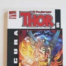 Cómics: MARVEL COMICS - EL PODEROSO THOR VOL. 5 Nº 6 LOCURA 2004. Lote 169140796