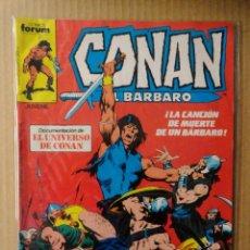 Cómics: CONAN EL BÁRBARO 1ª EDICIÓN FORUM NÚMERO 99. Lote 169348596