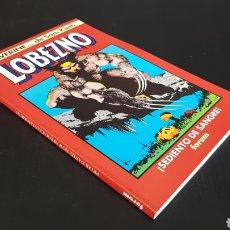 Cómics: DE KIOSKO LOBEZNO SEDIENTO DE SANGRE FORUM. Lote 169406033