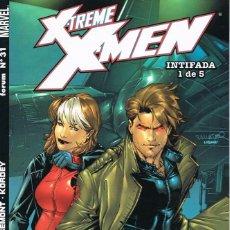 Cómics: X-TREME X-MEN NUMEROS 31 A 35 POR CLAREMONT Y KORDEY, INTIFADA (COMPLETA). Lote 169672376
