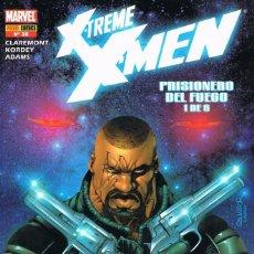 Cómics: X-TREME X-MEN NUMEROS 36 A 41 PRISIONERO DEL FUEGO (COMPLETA) POR CLAREMONT Y KORDEY. Lote 169672700