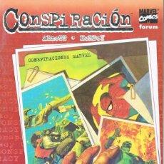 Cómics: CONSPIRACION POR ABNETT Y KORDEY. Lote 169672896