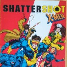 Cómics: SHATTER SHOT X-MEN. Lote 223685816