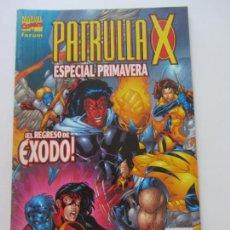 Cómics: PATRULLA X - ESPECIAL PRIMAVERA 2002 - FORUM. MARVEL CS178. Lote 169738484