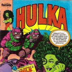 Cómics: COMIC HULKA, Nº 2 - FORUM. Lote 169746256