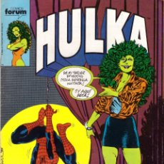 Cómics: COMIC HULKA, Nº 3 - FORUM. Lote 169746276