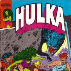 Cómics: COMIC HULKA, Nº 5 - FORUM. Lote 169746340