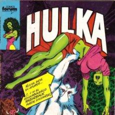 Cómics: COMIC HULKA, Nº 7 - FORUM. Lote 169746456