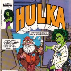 Cómics: COMIC HULKA, Nº 8 - FORUM. Lote 169746484