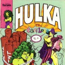 Cómics: COMIC HULKA, Nº 9 - FORUM. Lote 169746508