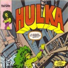 Cómics: COMIC HULKA, Nº 10 - FORUM. Lote 169746552