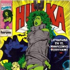 Cómics: COMIC HULKA, Nº 20 - FORUM. Lote 169746744