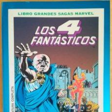 Cómics: LOS 4 FANTASTICOS ULTIMO ASALTO BUEN ESTADO. Lote 169782216