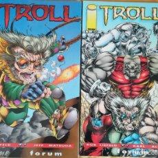 Cómics: TROLL 1 Y 2 BUEN ESTADO. Lote 169784060