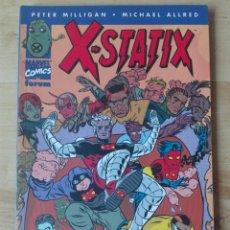 Cómics: X-STATIX. PRESTIGIO. FORUM. Lote 169803174