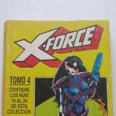 Cómics: X-FORCE RETAPADO 4. NÚMEROS 19 A 24. FORUM, 1993. FORUM CS180. Lote 169822920