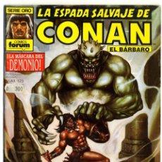 Cómics: LA ESPADA SALVAJE DE CONAN Nº 123. Lote 169830844