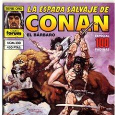 Cómics: LA ESPADA SALVAJE DE CONAN Nº 130. Lote 169830940