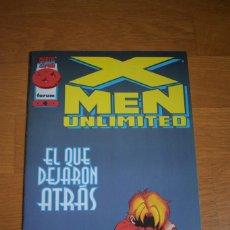Cómics: X-MEN UNLIMITED 4. Lote 169852356