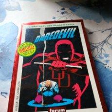 Comics : DAREDEVIL LA CAÍDA DE KINGPIN LIBRO GRANDES SAGAS MARVEL FORUM. Lote 170085013