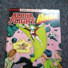 Cómics: ALPHA FLIGHT & LA MASA Nº 39 - MUY BUEN ESTADO. Lote 170235812