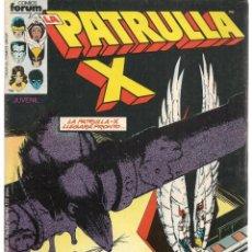 Comics : LA PATRULLA X. Nº 23. FORUM, 1985. (ST/B2.1). Lote 170289676