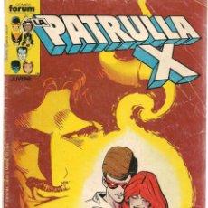 Comics : LA PATRULLA X. Nº 27. FORUM, 1985. (ST/B2.1). Lote 170289796