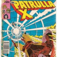 Fumetti: LA PATRULLA X. Nº 71. FORUM, 1988. (ST/B2.1). Lote 170290912