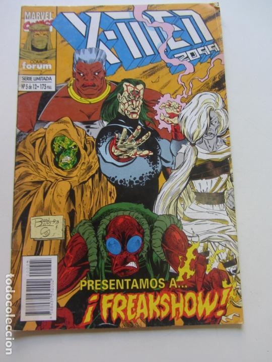 X-MEN 2099 Nº 5 (DE 12) - FORUM CS180 (Tebeos y Comics - Forum - X-Men)