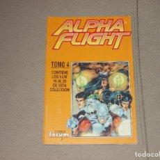 Comics : ALPHA FLIGHT VOL-2 TOMO RETAPADO Nº 4. FORUM . Lote 170350540